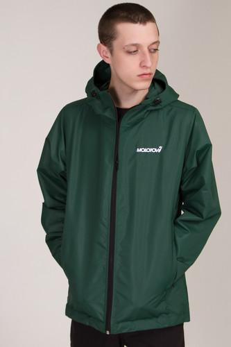 Куртка MOLOTOV Basic Taslan (Green, M)