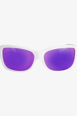 Солнцезащитные очки ROXY Athena SHINY WHITE/ ML PURPLE (xwwp) фото 2