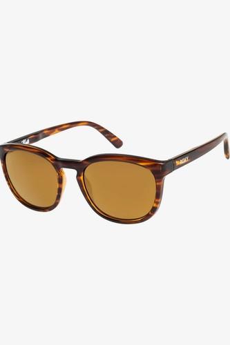Женские солнцезащитные очки ROXY Kaili (SHINY HAVANA BROWN/FLASH GOLD (xccr))