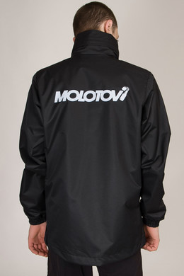 Куртка MOLOTOV Hood Bottle Logo Bleizer Black фото 2