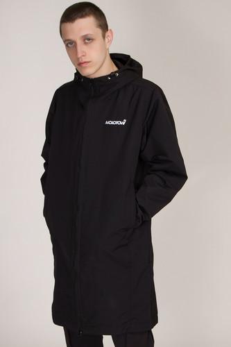 Куртка MOLOTOV Long Glitch Taslan (Black, S)