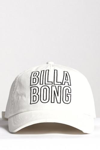 Бейсболка женская Billabong Legacy Club (Cool Wip 491, O/S)