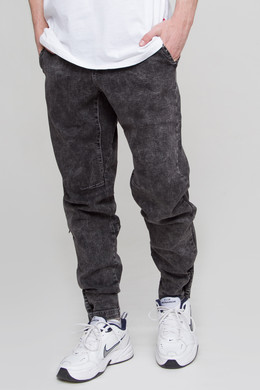 Брюки SKILLS C&J Pants Black Melange фото