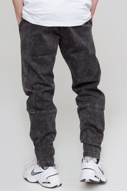 Брюки SKILLS C&J Pants Black Melange фото 2