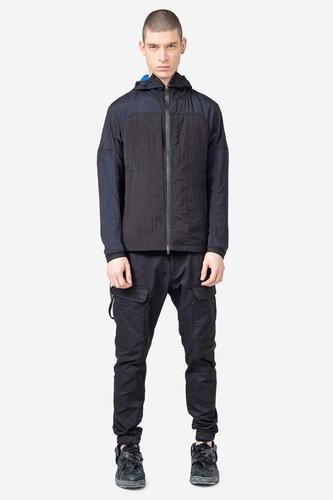 Лёгкая сетчатая куртка с капюшоном KRAKATAU (F46/16, S)