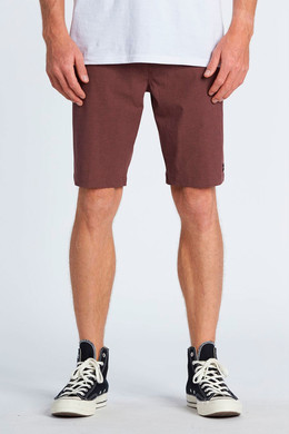 Шорты Billabong Crossfire Burgundy