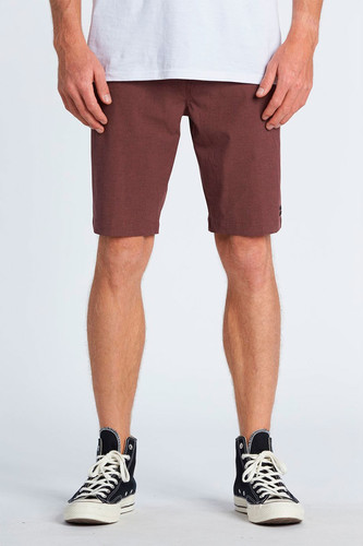 Шорты Billabong Crossfire Burgundy фото 4