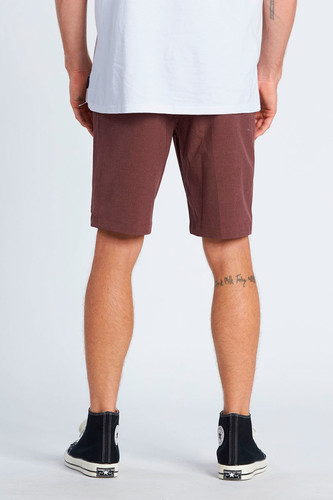 Шорты Billabong Crossfire Burgundy фото 5
