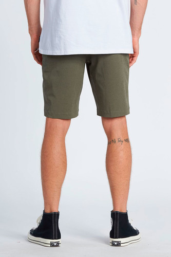 Шорты Billabong Crossfire Lt Military фото 5