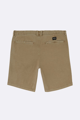 Шорты Billabong New Order Wave Wash Gravel 4
