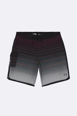 Шорты Billabong 73 Stripe Pro Black фото
