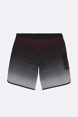 Шорты Billabong 73 Stripe Pro Black фото 2