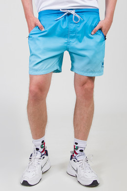 Шорты TRUESPIN Gradient Shorts Blue Gr фото