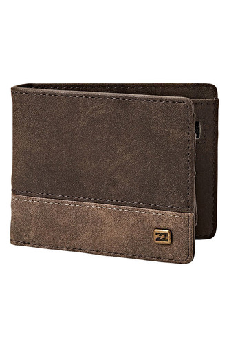 Кошелек Billabong Dimension Mud (757) кошелек billabong dimension wallet navy heather