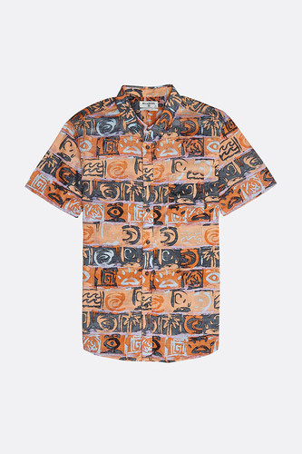 Рубашка Billabong SUNDAYS SS (60, XS)
