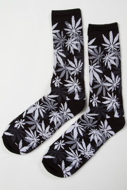 Носки CAYLER & SONS Erbz Socks FW14 Black/White/Grey фото