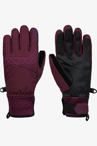 Сноубордические перчатки ROXY Big Bear (GRAPE WINE (psf0), L)