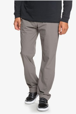 Джоггеры QUIKSILVER Amphibian Waterman CHARCOAL GRAY (kny0) фото