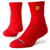 Носки STANCE GAMEDAY PRO QTR RED фото