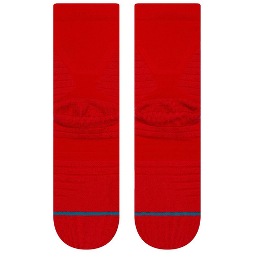 Носки STANCE GAMEDAY PRO QTR RED фото 6