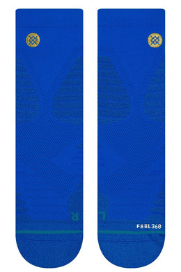 Носки STANCE GAMEDAY PRO QTR ROYAL фото 2