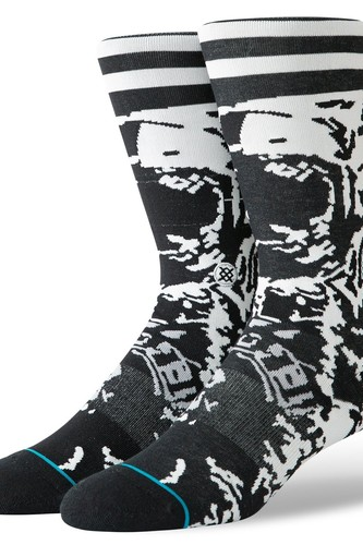 Носки STANCE FOUNDATION SOME THINGS CHANGE (BLACK, М)
