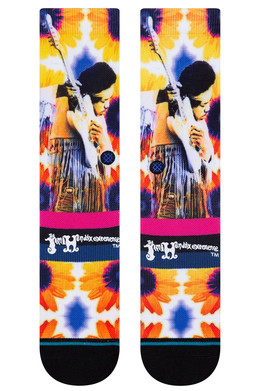 Носки STANCE JIMI SUNFLOWERS MULTI фото 2