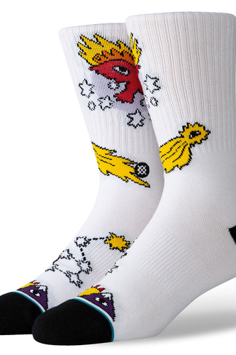 Носки STANCE EAGLE STAR (White, М)
