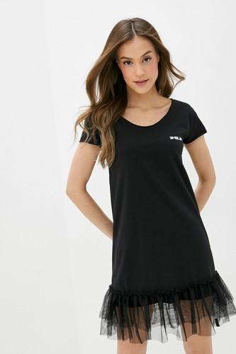 Платье EMBLEM Dress Pool LAE77 (Black, L)
