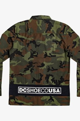КУРТКА DC SHOES MAD STOPPER CAMO (rrp6) фото 2