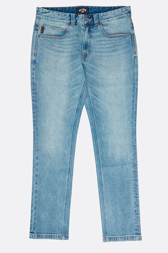 Джинсы прямые BILLABONG Outsider Jean Indigo Wash фото 9
