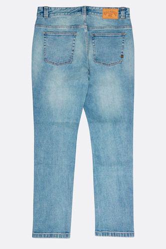 Джинсы прямые BILLABONG Outsider Jean Indigo Wash фото 10