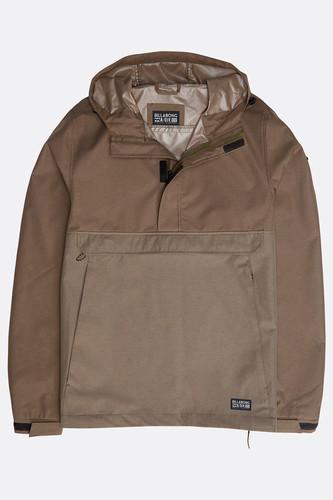 Куртка BILLABONG BOUNDARY SHELL LT (Песочный, M)