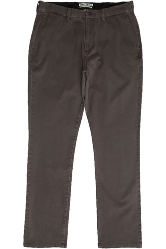 Штаны прямые BILLABONG New Order Chino Raven фото 3