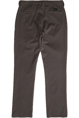 Штаны прямые BILLABONG New Order Chino Raven фото 2