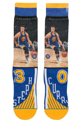 Носки STANCE STEPH CURRY BLUE фото 2