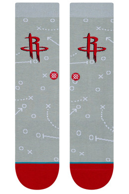 Носки STANCE ROCKETS PLAYBOOK GREY