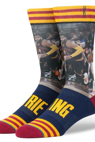 Носки STANCE KYRIE IRVING (Yellow, L)