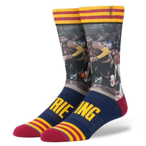 Носки STANCE KYRIE IRVING Yellow фото 4