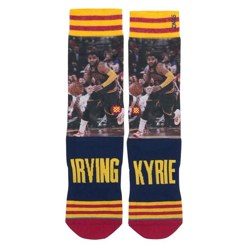 Носки STANCE KYRIE IRVING Yellow фото 5