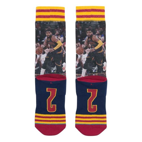 Носки STANCE KYRIE IRVING Yellow фото 6