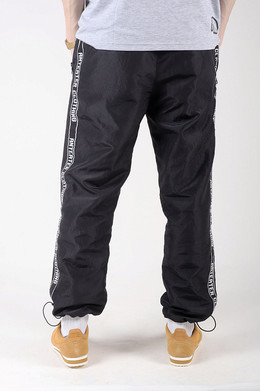 Брюки ANTEATER Sportpants Stripe Black фото 2