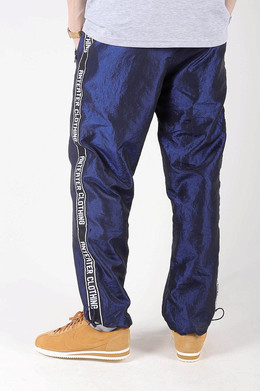 Брюки ANTEATER Sportpants Stripe Navy фото 2