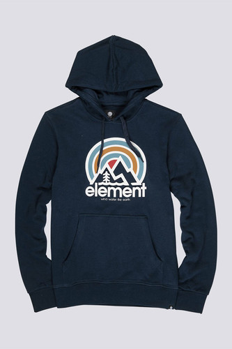 Толстовка ELEMENT Sonata Ft Hood Eclipse Navy фото 8