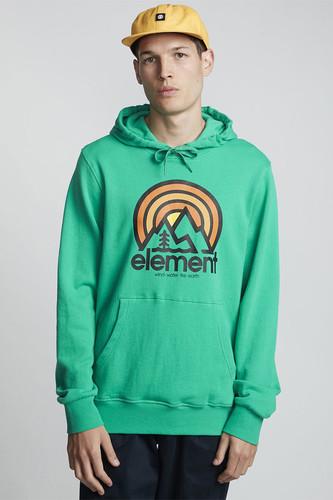 Толстовка ELEMENT Sonata Ft Hood (Mint, M)
