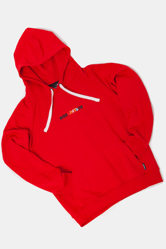 Худи NICENONICE Влюбляться A-NH0 (Красный, M)