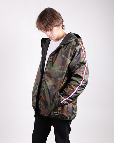 Куртка ANTEATER Doublejacket Brown-Haki фото 5