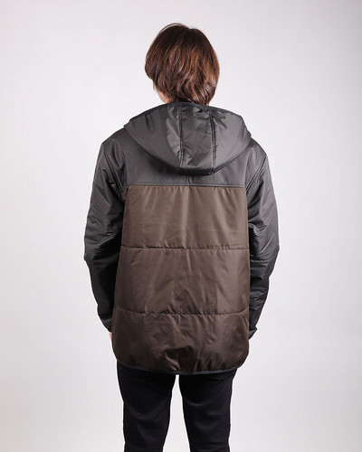 Куртка ANTEATER Doublejacket Brown-Haki фото 6
