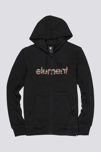 Толстовка классическая ELEMENT Origins Ft (Flint Black, M)