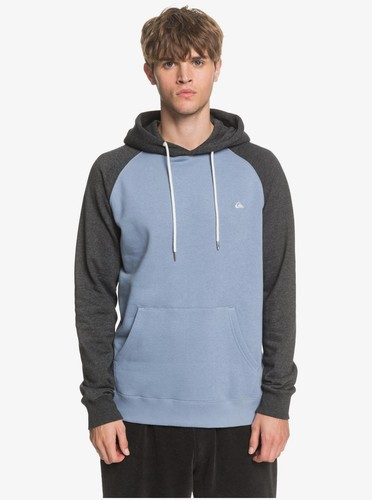 Мужское худи QUIKSILVER Everyday STONE WASH (bkj0) фото 7
